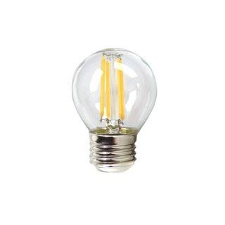 Ampoule LED Sphérique Silver Electronics 1960327 E27 4W 3000K A++ (Lumière chaude)