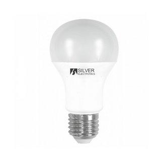 Ampoule LED Sphérique Silver Electronics 980527 E27 15W Lumière chaude-Choisissez votre option-3000K