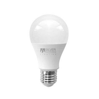 Ampoule LED Sphérique Silver Electronics ECO E27 15W Lumière blanche-Choisissez votre option-6000K