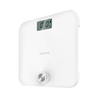 Balance Numérique de Salle de Bain Cecotec EcoPower 10000 Healthy LCD 180 kg Blanc