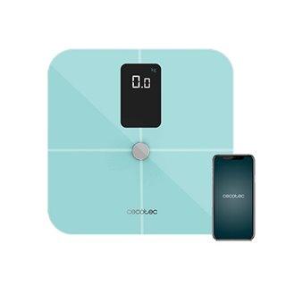 Balance Numérique de Salle de Bain Cecotec Surface Precision 10400 Smart Healthy Vision Bleu
