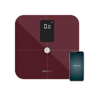 Balance Numérique de Salle de Bain Cecotec Surface Precision 10400 Smart Healthy Vision Bordeaux