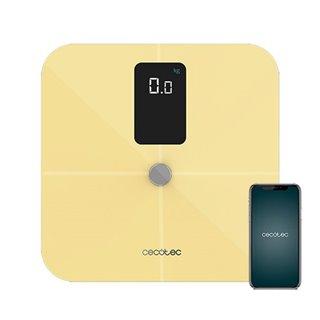 Balance Numérique de Salle de Bain Cecotec Surface Precision 10400 Smart Healthy Vision Jaune