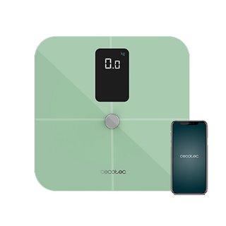 Balance Numérique de Salle de Bain Cecotec Surface Precision 10400 Smart Healthy Vision Vert