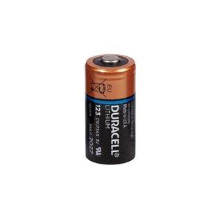 Duracell - Pile Lithium 3 V - Dl123A Cr17335 Cr17345