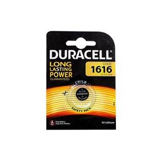 Duracell - Pile Bouton Lithium Mns 3 V Dl1616