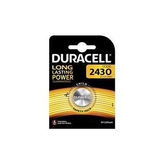 Duracell - Pile Bouton Lithium 3 V - Dl2430