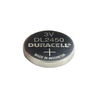 Duracell - Pile Bouton Lithium 3 V - Dl2450