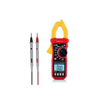 Pince Ampèremétrique - Cat Iii - 600 V - Ac/Dc - Ncv - Avec Fonction Data-Hold