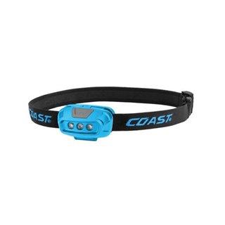 Coast - Fl14 - Lampe Frontale - 37 Lumen - Bleu