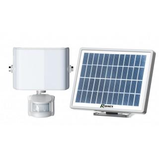 Spot solaire 9 w LED, 700 lumens, avec détecteur