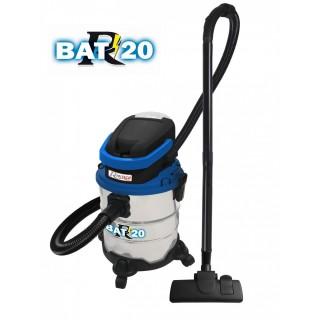 """Aspirateur 4en1 """"R-BAT20"""" Batterie 4AH"""