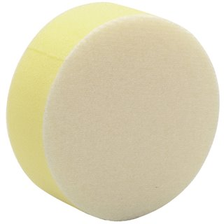 POLISHING SPONGE 90MM (YELLOW)