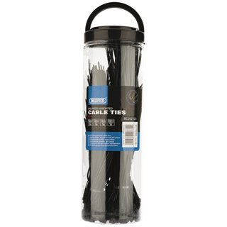 ASSORTED CABLE TIE PACK 650PC
