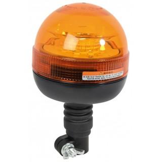 Gyrophare LED Homologue 12/24V Sur Tige Flexible