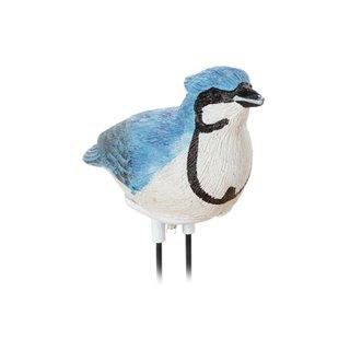 Hygromètre Pour Plantes - L'Oiseau Chante Dès Que La Plante A Besoin D'Eau - Geai Bleu