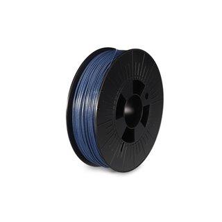Filament Pla 1.75 Mm - Bleu Métallique - Brillant - 750 G