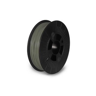 Filament Pla 1.75 Mm - Gris Mousse - Mat - 750 G