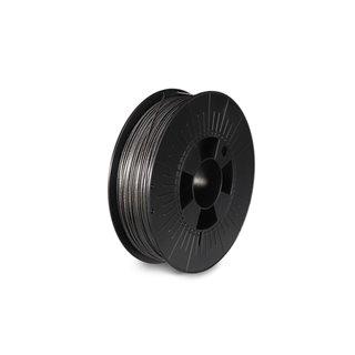 Filament Pla 1.75 Mm - Gris Métallique - Mat - 750 G