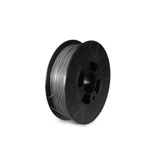 Filament Pla 1.75 Mm - Argent Métallique - Brillant - 750 G