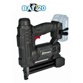 """Agrafeuse/cloueuse """"RBAT20"""", livré sans batterie ni chargeur"""